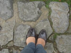 baguio feet